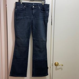 """Seven for all Mankind """"A Pocket"""" jeans"""